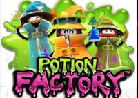 Potion Factory (Завод зелья) - игровой автомат на FreeBetSlots