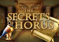 Играть без регистрации в игровой автомат Secret of Horus (Хорус)