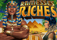 Автомат Ramesses Riches (Рамзес) играть онлайн