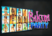 Игровой автомат Bikini Party онлайн