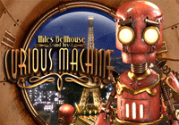 Игровой аппарат The Curious Machine онлайн